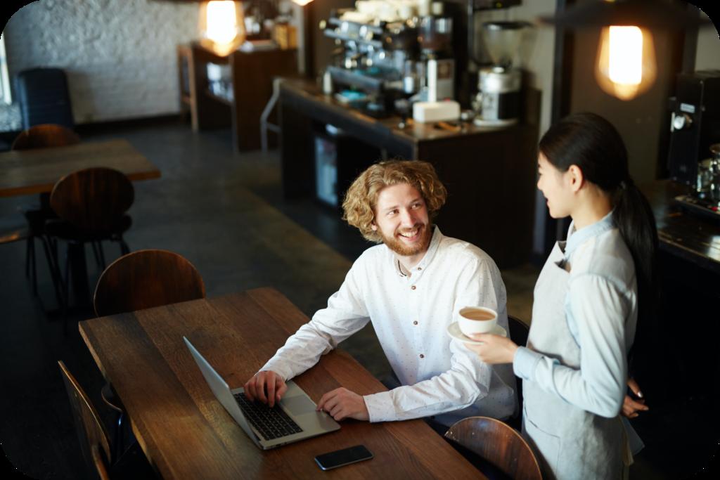 Skab en hyggelige atmosfære i din cafe!