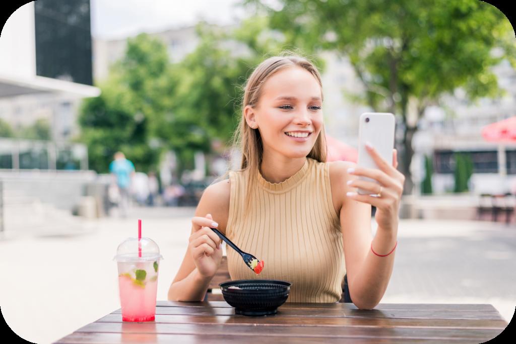Start med at bruge en digital menu!